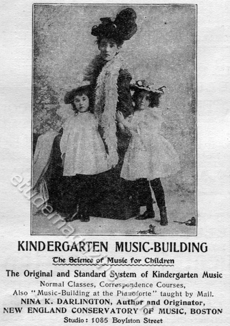 Kindergarten Music-Building
