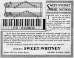 Sweet-Whitney Music Method