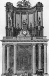 Organ in the Church of St. Sulpice, Paris January, 1901