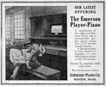 The Emerson Player-Piano
