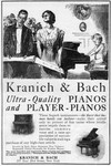 Kranich & Bach Ultra-Quality PIANOS and PLAYER-PIANOS