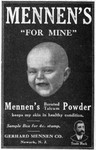 Mennen's Borated Talcum Powder