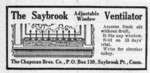 The Saybrook Adjustable Window Ventilator
