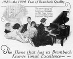 1923 - The 100th Year of Brambach Quality