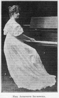 Antoinette Szumowska - An Appreciation of Chopin