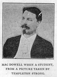 MacDowell's Period - The Etude Master Study Page