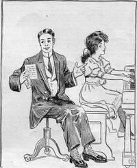 The Etude Educational Cartoons