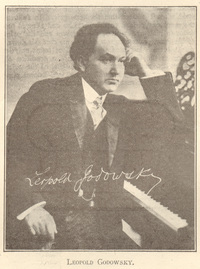Leopold Godowsky - The Place of Technic in Pianoforte Playing