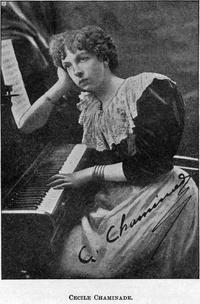 Cecile Chaminade.