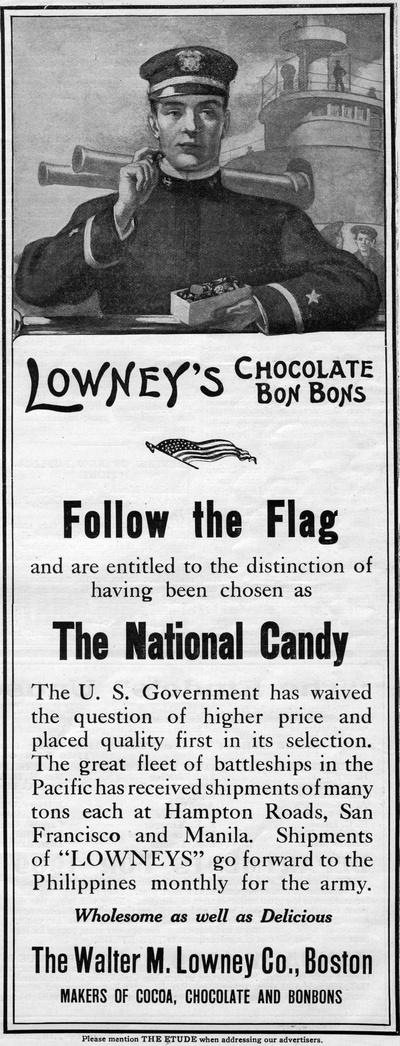 Lowney's Chocolate Bon Bons