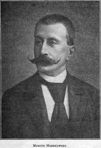 Moritz Moszkowski.