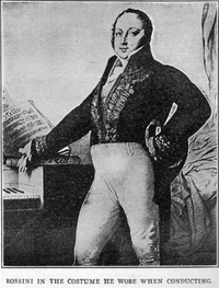 Rossini The Humorist