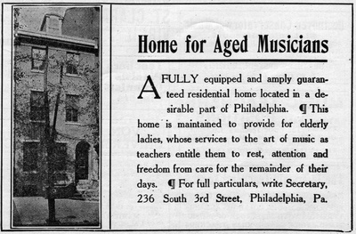 The Home For Aged Musicians