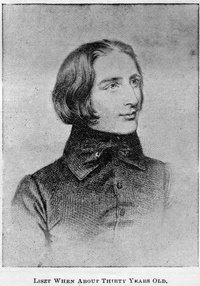 Liszt as a Musical Influence.