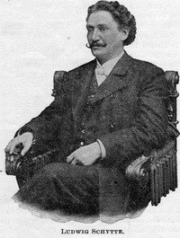 Ludwig Schytte.