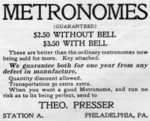 METRONOMES (GUARANTEED)
