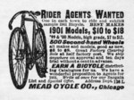 Rider Agents Wanted